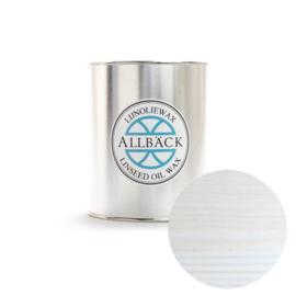 Kleurwax wit - 1 liter in blik