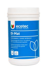 Di-mat dispersieverf basis wit 0,9 liter, voor ca. 8 m²