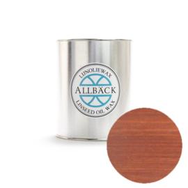 Kleurwax mahonie - 1 liter in blik