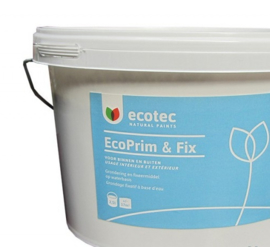 Eco Prime & Fix 2,5 liter ca 15 m²