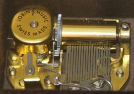 Los muziekdoos mechaniek/ loopwerk 18 tonen - Canon in D/ J Pachelbel