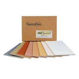i-paint  8 kleurstalen in kartonnen verpakking