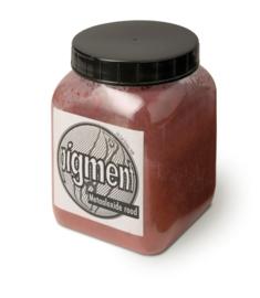 Pigment Metaaloxide rood, 500 gram