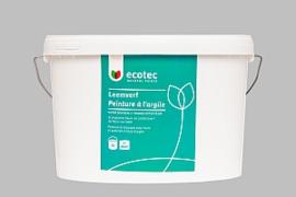 Leemverf basis wit 5 liter ca. 40 m²