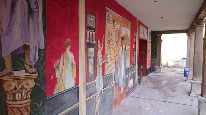 fresco orientalis