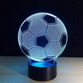 3D LED voetballamp