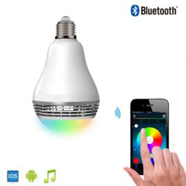 Led lamp met Bluetooth speaker, NIEUW