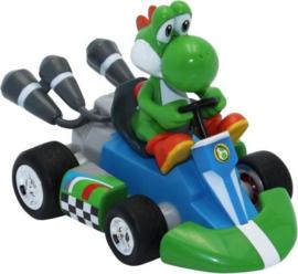 Mario Kart Yoshi Back Racers