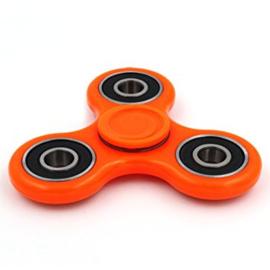 Fidget spinner oranje