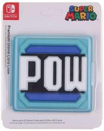 Nintendo switch Game card case Pow