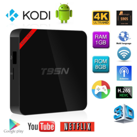 Android tv box T95N