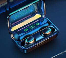 Draadloze oordopjes F9-5 BT 5.0