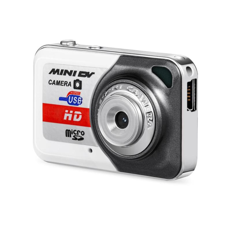 Mini camera grijs