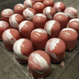 Ruby suklaa / Vaniljamousse 40 kpl