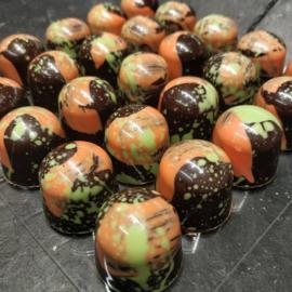 Tumma suklaa appelsiini 40 kpl