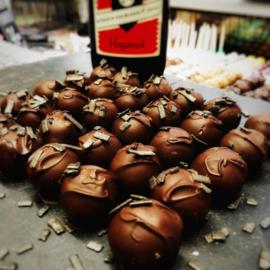 Tumma suklaa salmiakki 31 kpl