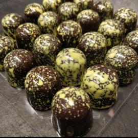 Tumma suklaa passionhedelmä 40 kpl