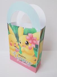 Pokemon tasje pikachu