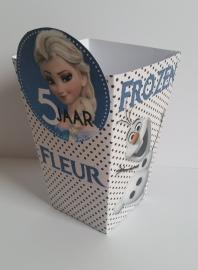 Frozen - Popcornbakje