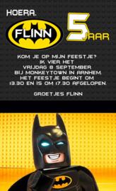 Batman - Uitnodiging