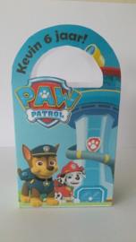 Paw Patrol Tasje
