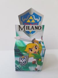 Zelda Link - Doosje met schild