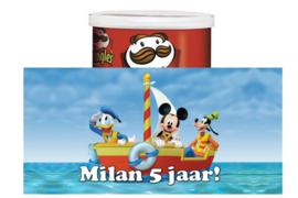 Pringles wikkel - Donald Duck