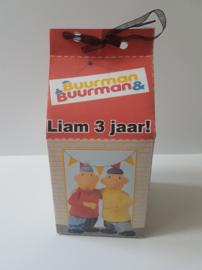 Buurman & Buurman huisje - GROTE versie