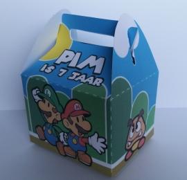 Paper Mario - Koffertje