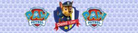 Paw Patrol Blauw - Chips wikkels