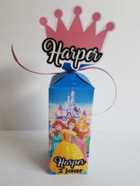 Disney prinsessen toffee