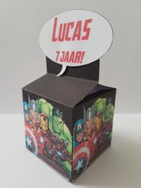Avengers Marvel groep