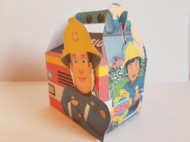 Brandweerman Sam - Koffertje