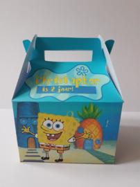 Spongebob koffertje