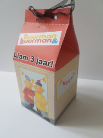 Buurman & Buurman huisje - KLEINE versie