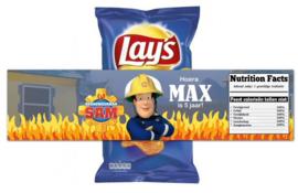 Brandweerman Sam - Chipswikkel