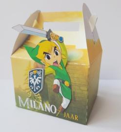Zelda Link - Koffertje