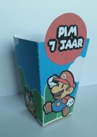Paper Mario - Popcornbakje