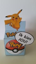 Pokemon - doosje