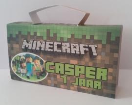 Minecraft koffertje