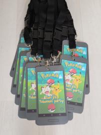 Vip Uitnodiging Pokemon