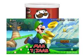 Pringles wikkel - Luigi 02