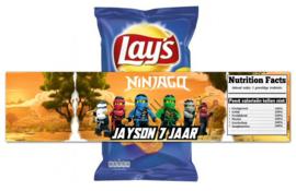 Lego Ninjago Chips wikkel 01