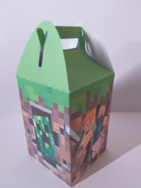 Minecraft - Hoog koffertje