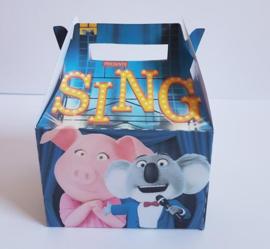 Sing - Koffertje