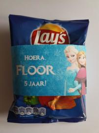 Chips wikkels