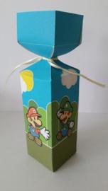 Mario & Luigi Toffee