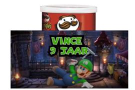Luigi Pringles Wikkels