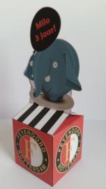 Feyenoord - Olli boxjes
