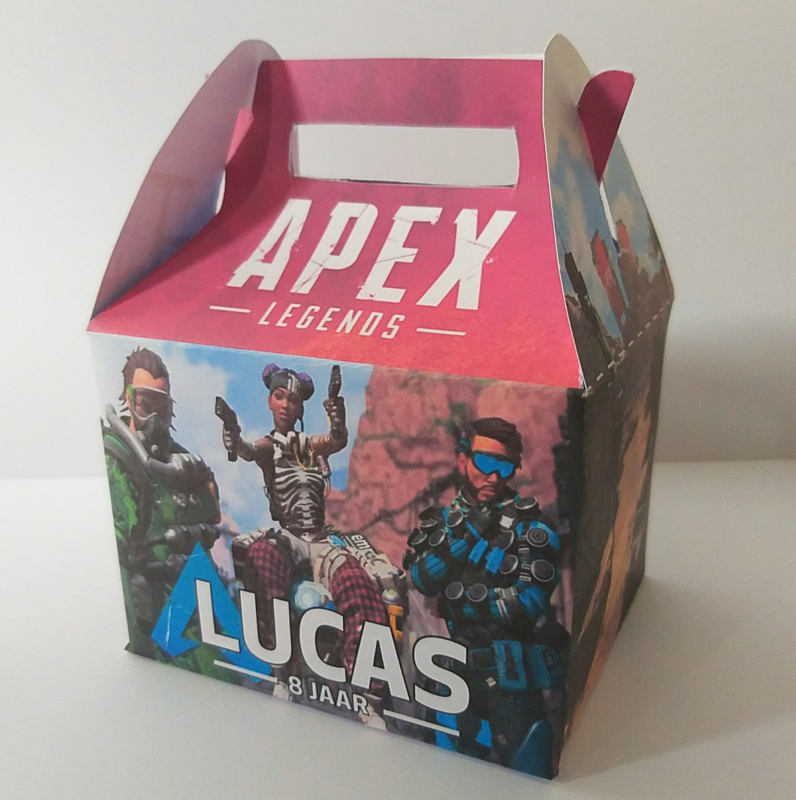 Apex Legends traktatie - Koffertje